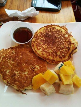 Barres Las Gemelas: Pancakes