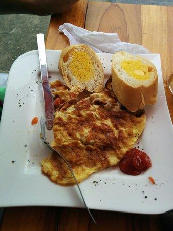 Barres Las Gemelas: Omelet