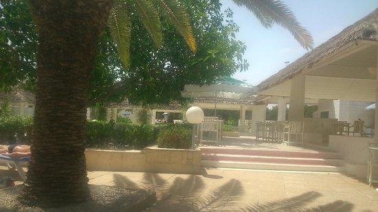 Hotel Kanta: swimming pool area
