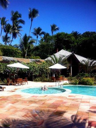 Anima Hotel : The pool area