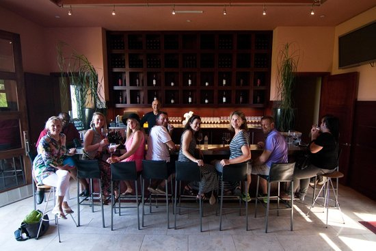 Platypus Wine Tours: Beautiful boutique winemakers