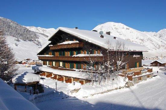 Hotel Bucaneve inverno