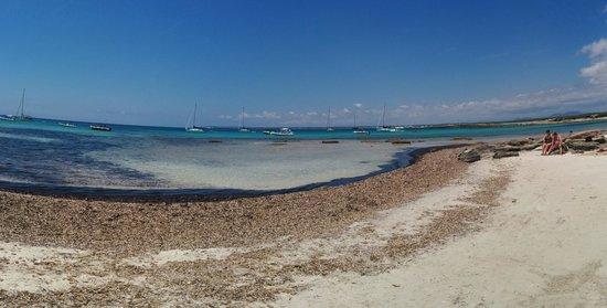 Blau Colonia Sant Jordi Resort & Spa : spiaggia
