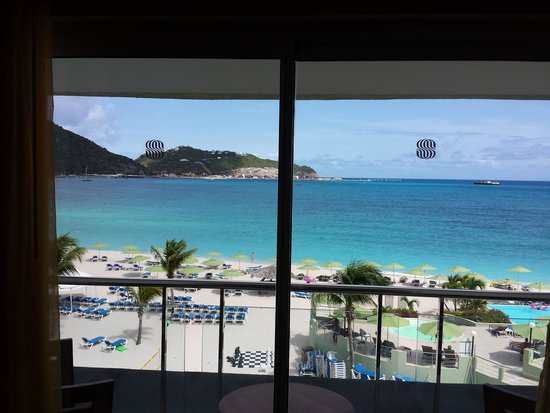 Great Bay Beach Resort, Casino & Spa: View from the room