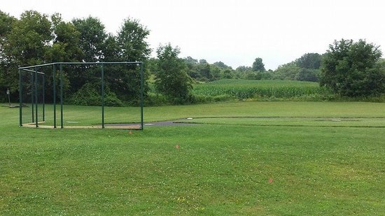 The Meadowlark Inn Cooperstown: ball field