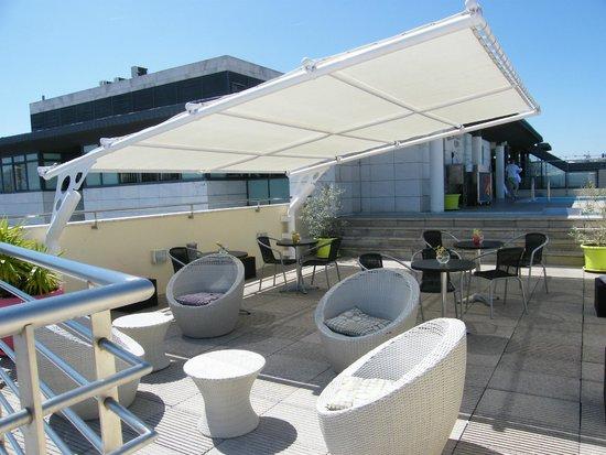 NH Lisboa Liberdade : roof top