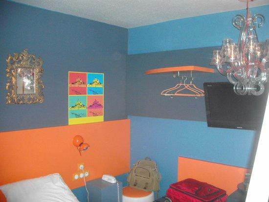 Hotel Gabriel : Room