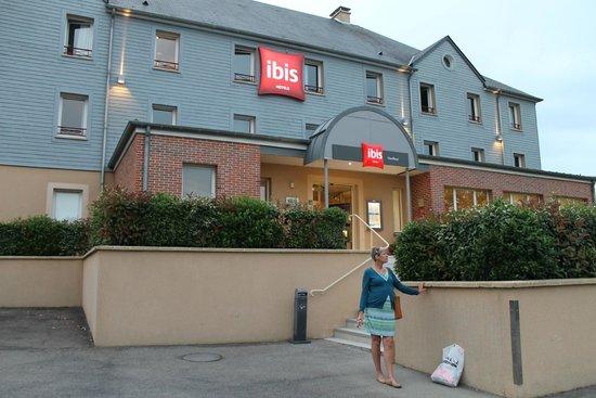 Ibis Honfleur: Excellent hotel
