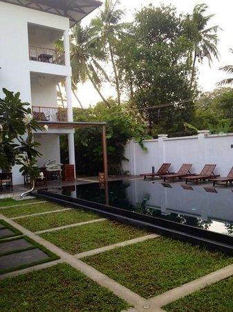 Eighth Bastion Hotel : Pool.
