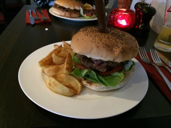 Clay Pigeon: The Classic Burger - £10