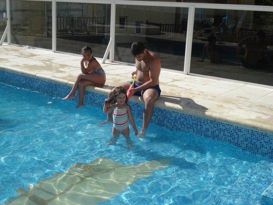 Piscina climatizada picture of agustinas apart spa for Piscina climatizada