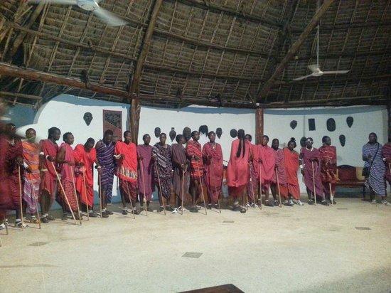 Kiwengwa Beach Resort : Masai