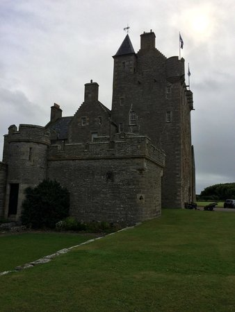 Ackergill Tower