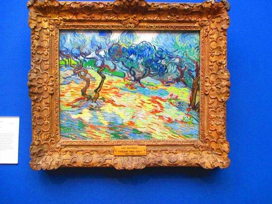 Scottish National Gallery: A gorgeous Van Gogh!