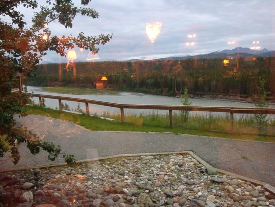 King Salmon : beautiful view