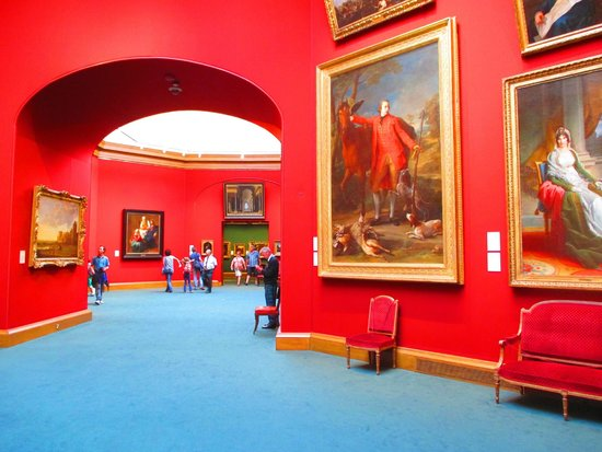 Scottish National Gallery: Tons of masterpieces in one place!