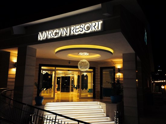 Marcan Resort Hotel: Good bye home from home