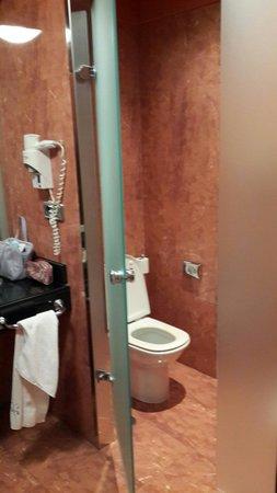 Bathroom Eurostars Las Claras