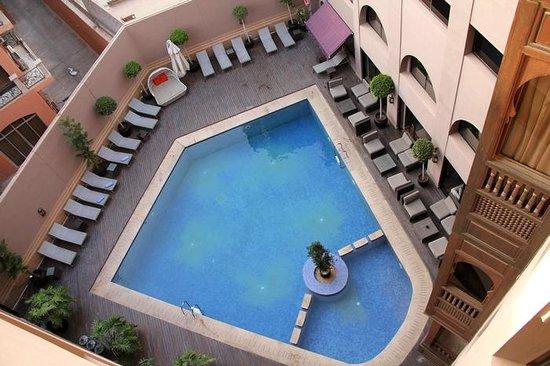Hivernage Hotel & Spa: Piscine