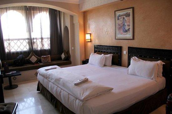 Hivernage Hotel & Spa : Chambre