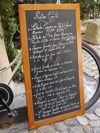 O Papilles - Le restaurant : -