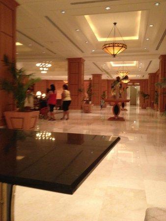 Le Royal Holiday Resort: lobby