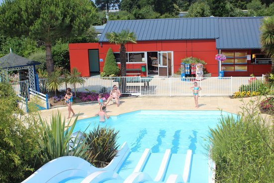 Yelloh! Village Le P'tit Bois: la piscine