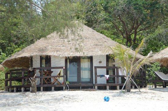 The Beach Island Resort & Beach Club: bungalow vip 1