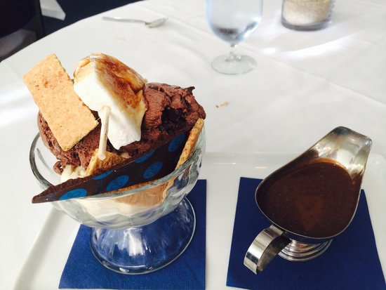 "Photo: ""S'mores sundae"""