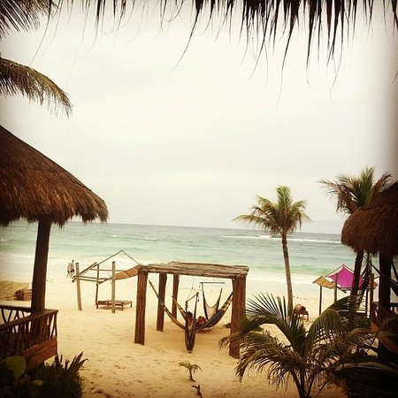 Ahau Tulum : The view from our suite