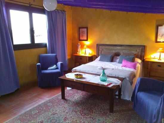 Hostal Blau: Interior de la habitación 4