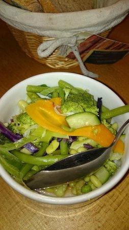 Les Pieds dans le Plat: légumes plat de résistance