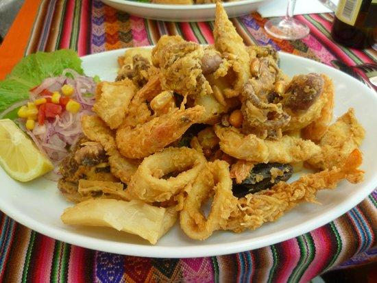 El Norteno: морепродукты в кляре
