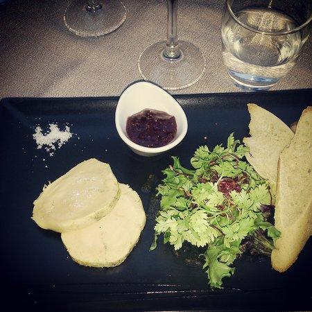 Du Coté de Chez Swan : Foie gras