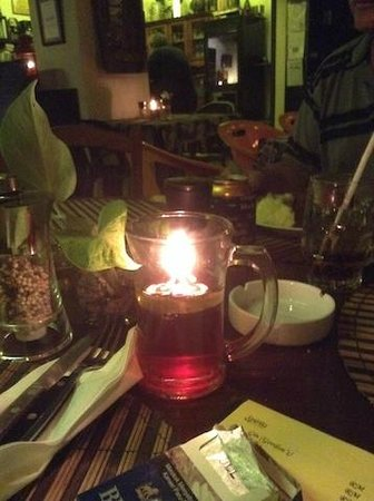 Mangoes: Candle