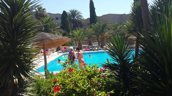 Mediterranee Thalasso Golf: Бассейн с пресной водой