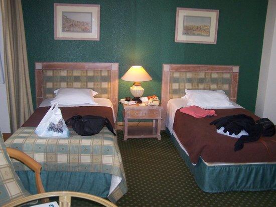 Hotel Mundial: Die Betten
