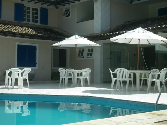 Hotel Doce Mar : Pileta
