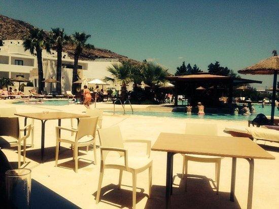 Lindos Gardens Resort Complex: Main pool