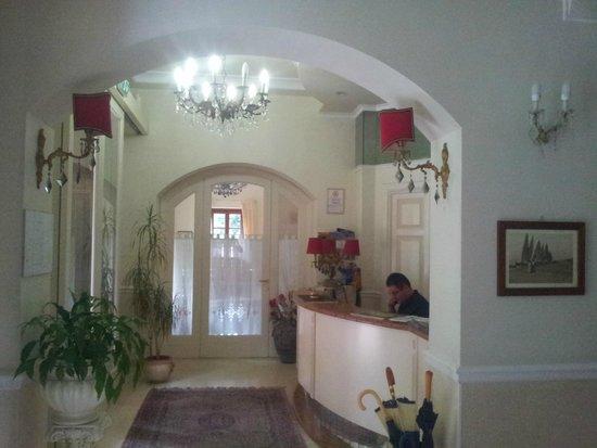 Hotel Claila: reception