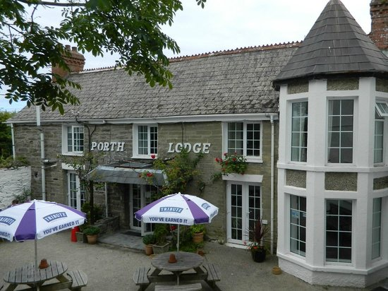 Porth Lodge Hotel : Fabulous relaxing stay... can't wait to go back