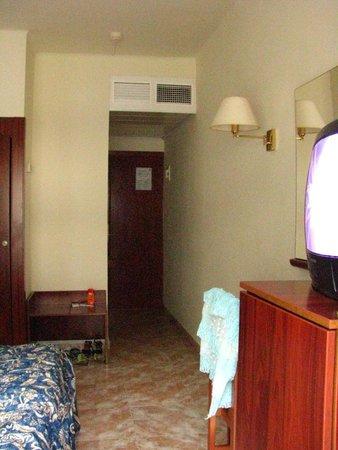 Hotel Acacias Suites & Spa : наш 204 номер
