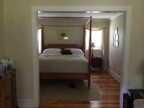 Arcady Vineyard Bed & Breakfast: Bedroom