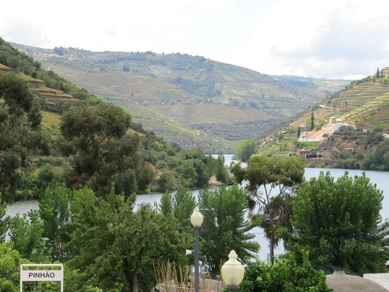 Hotel Douro: The view from our balcony