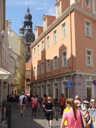 Old City Riga (Vecriga): Старая рига