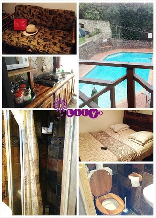 Lungile Backpackers Lodge: Room