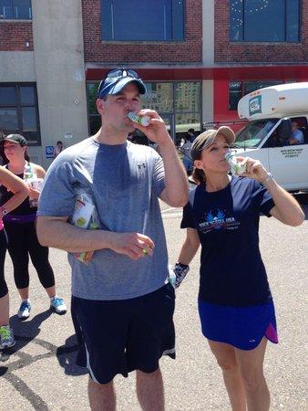 City Running Tours - Boston: Pickle Juice