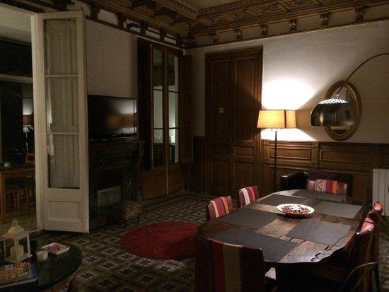 Tripledos: Living Room