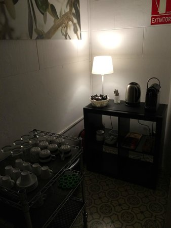 Tripledos: Coffee Facilities