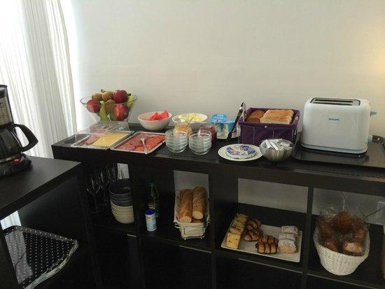 Tripledos: Breakfast